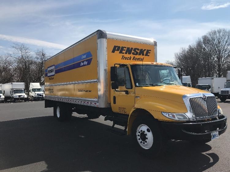 Medium Duty Box Truck-Light and Medium Duty Trucks-International-2014-4300-PENNSAUKEN-NJ-161,716 miles-$22,750