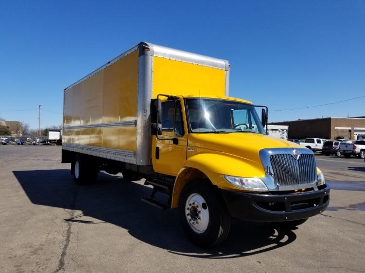 Medium Duty Box Truck-Light and Medium Duty Trucks-International-2014-4300-MADISON-WI-159,325 miles-$23,000