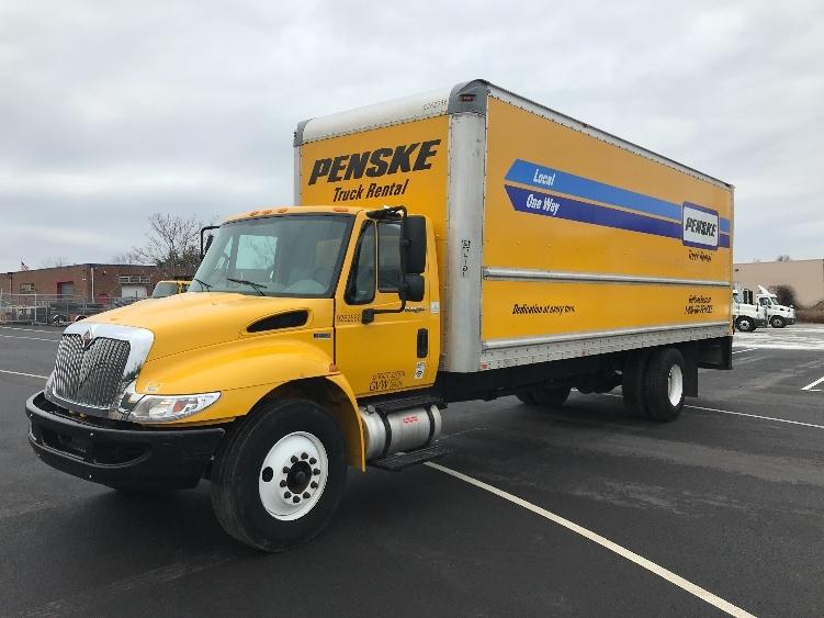 Medium Duty Box Truck-Light and Medium Duty Trucks-International-2014-4300-PENNSAUKEN-NJ-188,176 miles-$21,750