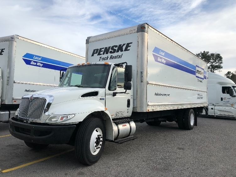 Medium Duty Box Truck-Light and Medium Duty Trucks-International-2014-4300-SAN FRANCISCO-CA-170,012 miles-$30,750