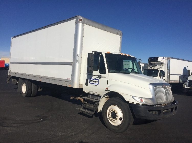 Medium Duty Box Truck-Light and Medium Duty Trucks-International-2014-4300-DENVER-CO-236,904 miles-$12,000