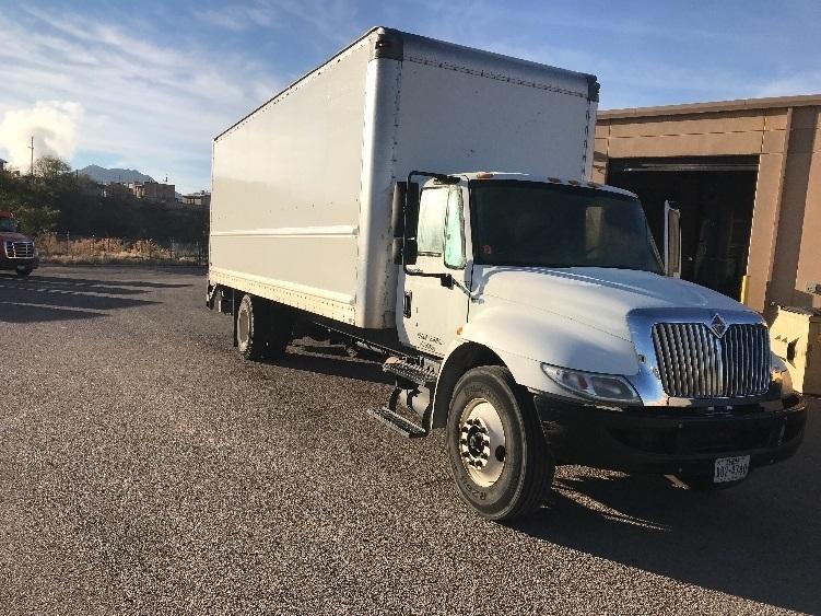 Medium Duty Box Truck-Light and Medium Duty Trucks-International-2014-4300-EL PASO-TX-139,012 miles-$33,500