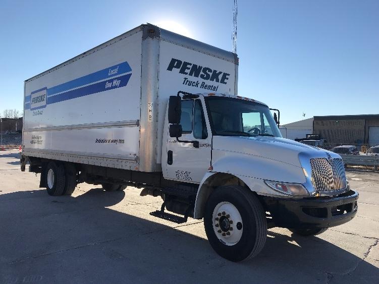 Medium Duty Box Truck-Light and Medium Duty Trucks-International-2014-4300-OMAHA-NE-152,937 miles-$33,250