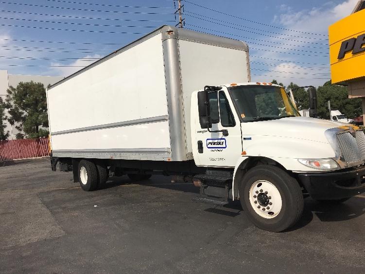 Medium Duty Box Truck-Light and Medium Duty Trucks-International-2014-4300-TORRANCE-CA-145,875 miles-$35,750
