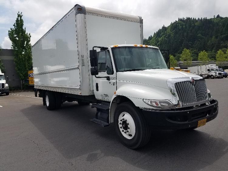 Medium Duty Box Truck-Specialized Equipment-International-2014-4300-PORTLAND-OR-135,171 miles-$49,000