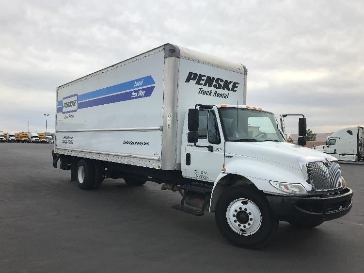 Medium Duty Box Truck-Light and Medium Duty Trucks-International-2014-4300-LAS VEGAS-NV-206,227 miles-$34,250