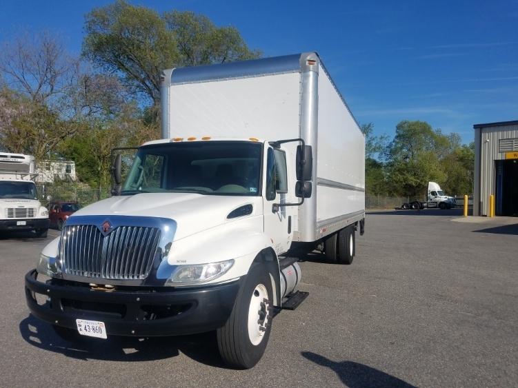 Medium Duty Box Truck-Light and Medium Duty Trucks-International-2014-4300-NORFOLK-VA-166,740 miles-$32,000