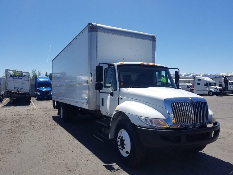 Medium Duty Box Truck-Light and Medium Duty Trucks-International-2014-4300-WEST SACRAMENTO-CA-162,188 miles-$37,250