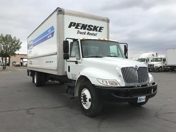 Medium Duty Box Truck-Light and Medium Duty Trucks-International-2014-4300-BAKERSFIELD-CA-144,541 miles-$36,000