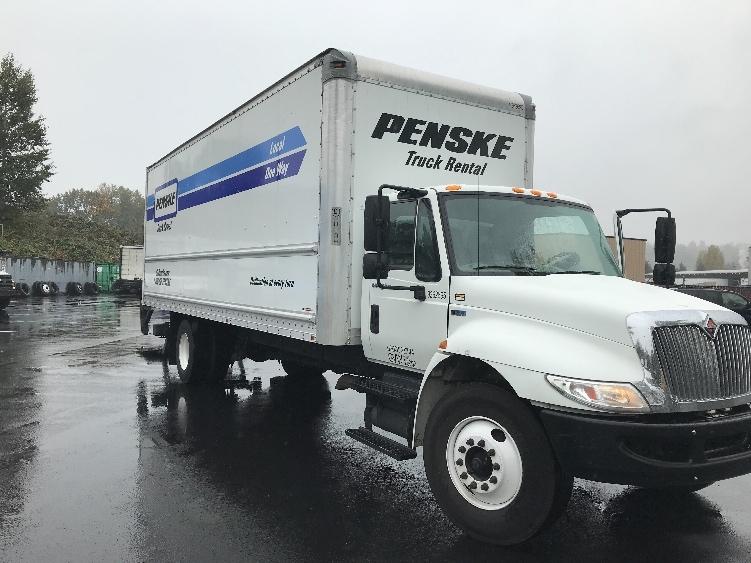 Medium Duty Box Truck-Light and Medium Duty Trucks-International-2014-4300-TUKWILA-WA-126,623 miles-$41,000
