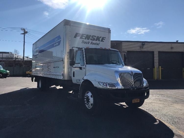 Medium Duty Box Truck-Light and Medium Duty Trucks-International-2014-4300-WEST BABYLON-NY-118,981 miles-$31,250
