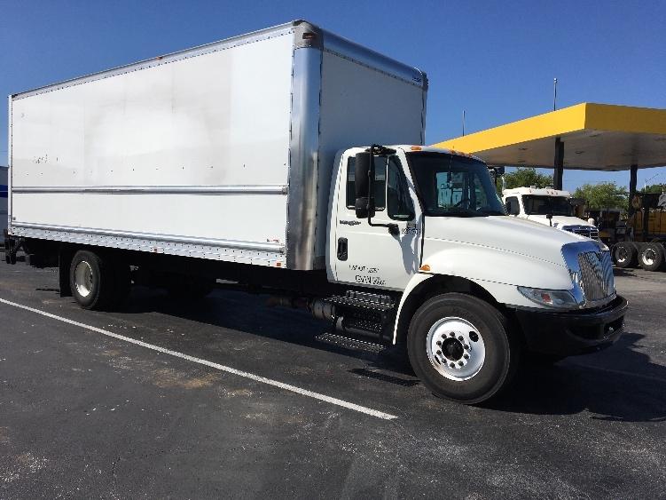 Medium Duty Box Truck-Specialized Equipment-International-2014-4300-ORLANDO-FL-118,447 miles-$46,000