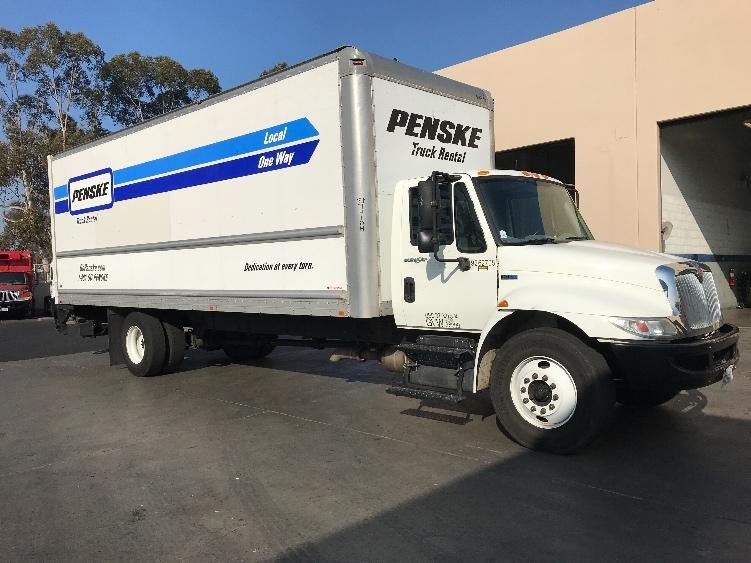 Medium Duty Box Truck-Light and Medium Duty Trucks-International-2014-4300-TORRANCE-CA-137,478 miles-$31,000