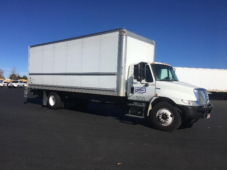 Medium Duty Box Truck-Light and Medium Duty Trucks-International-2014-4300-DENVER-CO-160,694 miles-$36,000