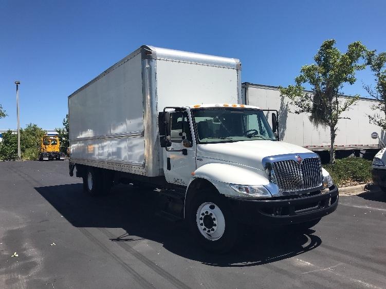 Medium Duty Box Truck-Light and Medium Duty Trucks-International-2014-4300-SAINT PETERSBURG-FL-168,617 miles-$30,750