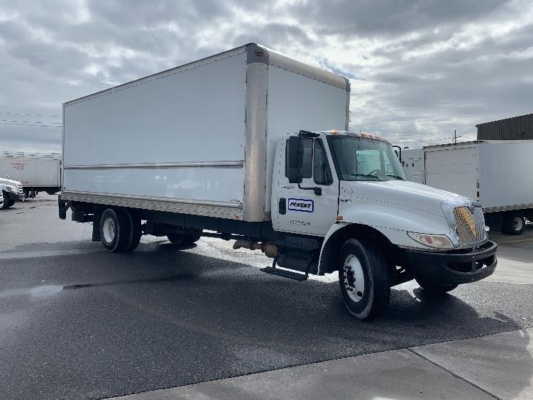 Medium Duty Box Truck-Light and Medium Duty Trucks-International-2014-4300-HAMMOND-LA-179,643 miles-$36,000