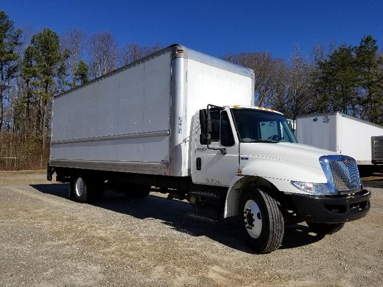 Medium Duty Box Truck-Light and Medium Duty Trucks-International-2014-4300-ANDERSON-SC-139,872 miles-$35,500