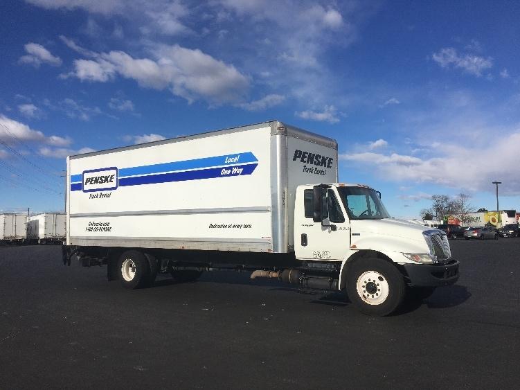 Medium Duty Box Truck-Light and Medium Duty Trucks-International-2014-4300-AURORA-CO-137,100 miles-$35,000