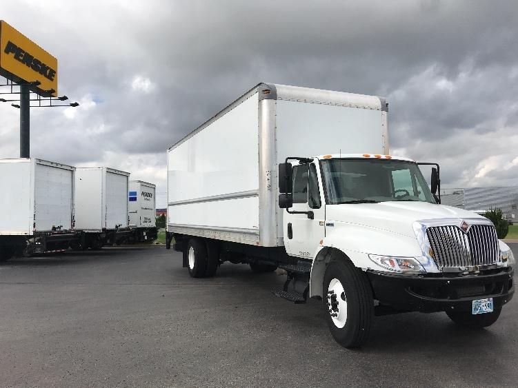Medium Duty Box Truck-Light and Medium Duty Trucks-International-2014-4300-OKLAHOMA CITY-OK-144,210 miles-$34,000