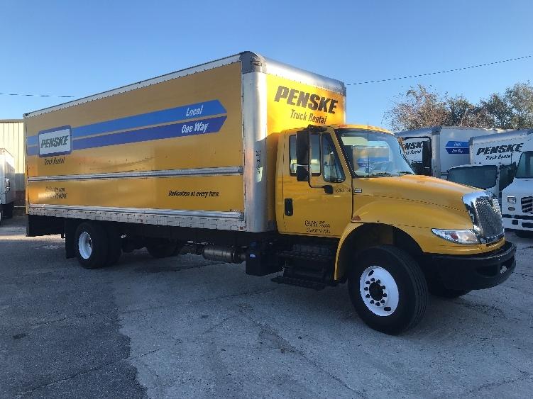 Medium Duty Box Truck-Light and Medium Duty Trucks-International-2015-4300-TAMPA-FL-134,661 miles-$43,500