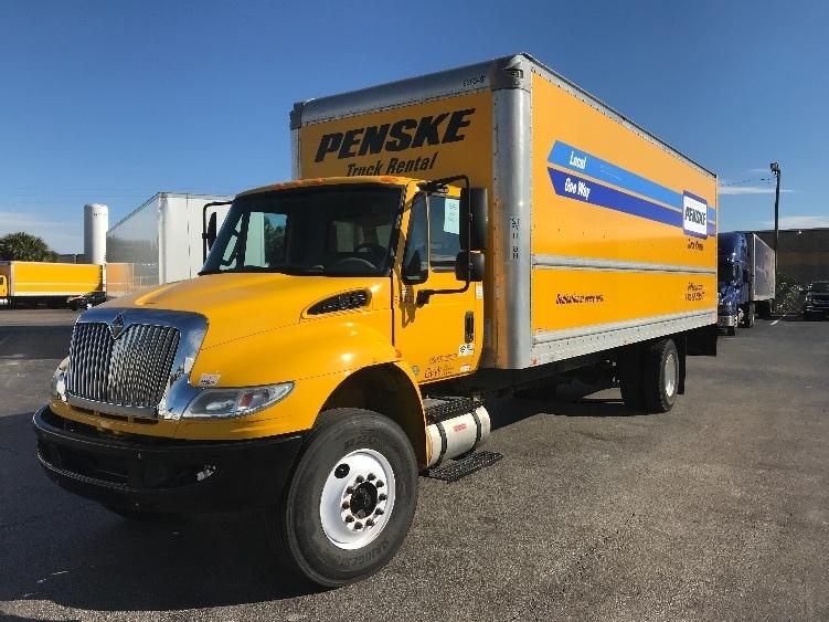 Medium Duty Box Truck-Light and Medium Duty Trucks-International-2015-4300-ORLANDO-FL-109,242 miles-$46,500