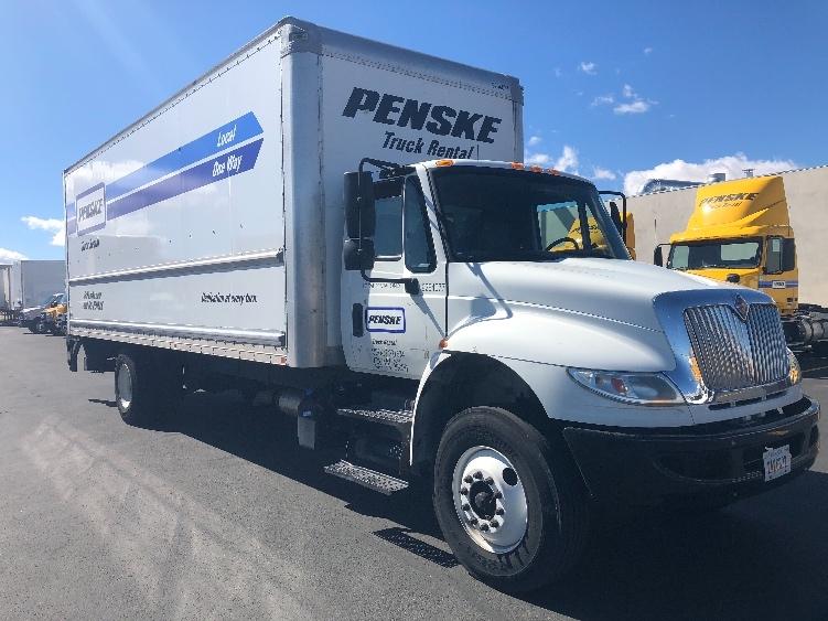Medium Duty Box Truck-Light and Medium Duty Trucks-International-2015-4300-LAS VEGAS-NV-130,911 miles-$48,500