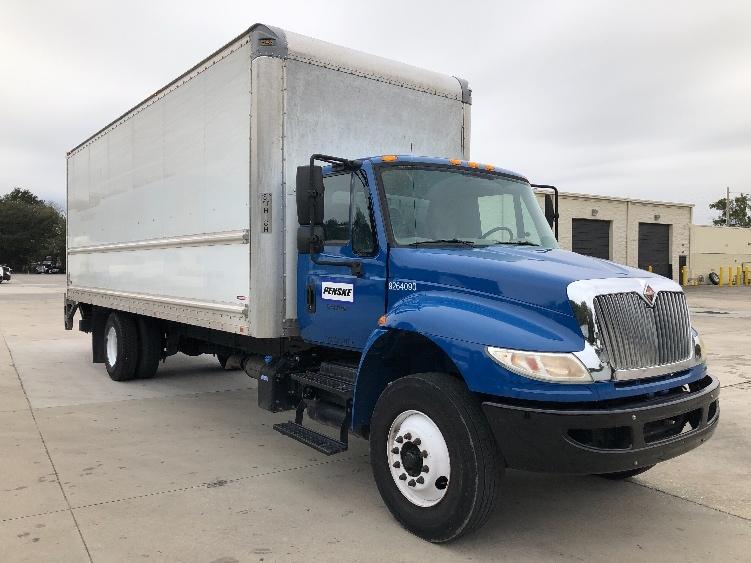 Medium Duty Box Truck-Light and Medium Duty Trucks-International-2015-4300-ORLANDO-FL-165,139 miles-$44,250
