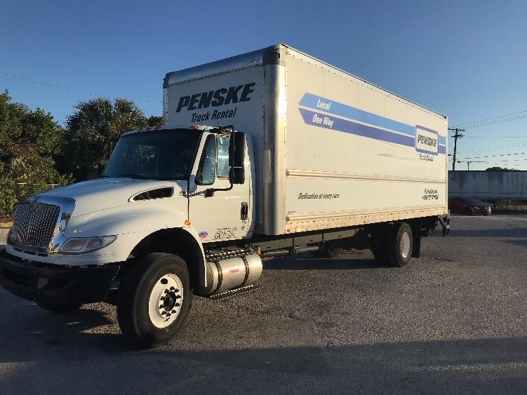 Medium Duty Box Truck-Light and Medium Duty Trucks-International-2015-4300-TAMPA-FL-160,417 miles-$45,250