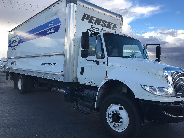Medium Duty Box Truck-Light and Medium Duty Trucks-International-2015-4300-SHREVEPORT-LA-185,629 miles-$41,750