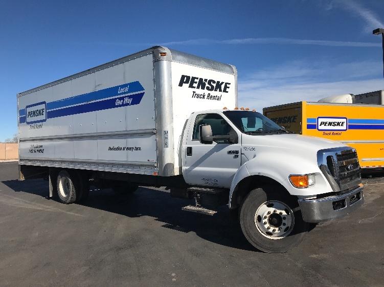 Medium Duty Box Truck-Light and Medium Duty Trucks-Ford-2015-F650-DENVER-CO-142,468 miles-$24,500