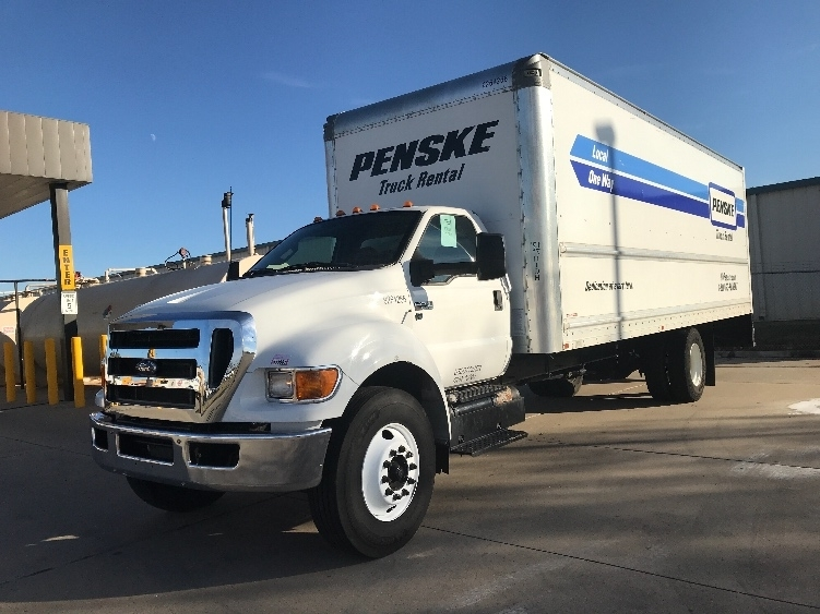 Medium Duty Box Truck-Light and Medium Duty Trucks-Ford-2015-F650-WICHITA-KS-119,273 miles-$29,000