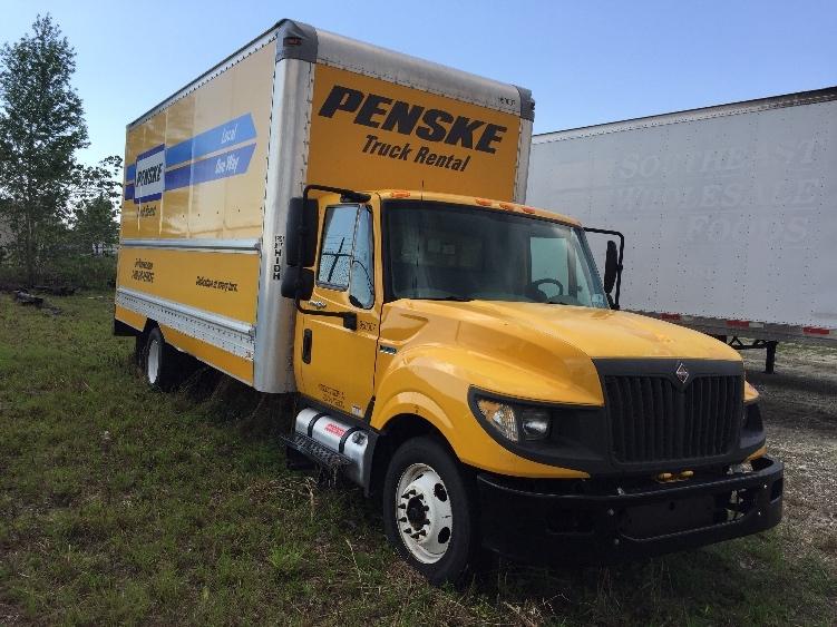 Medium Duty Box Truck-Light and Medium Duty Trucks-International-2012-TERASTAR-OCALA-FL-150,847 miles-$8,000