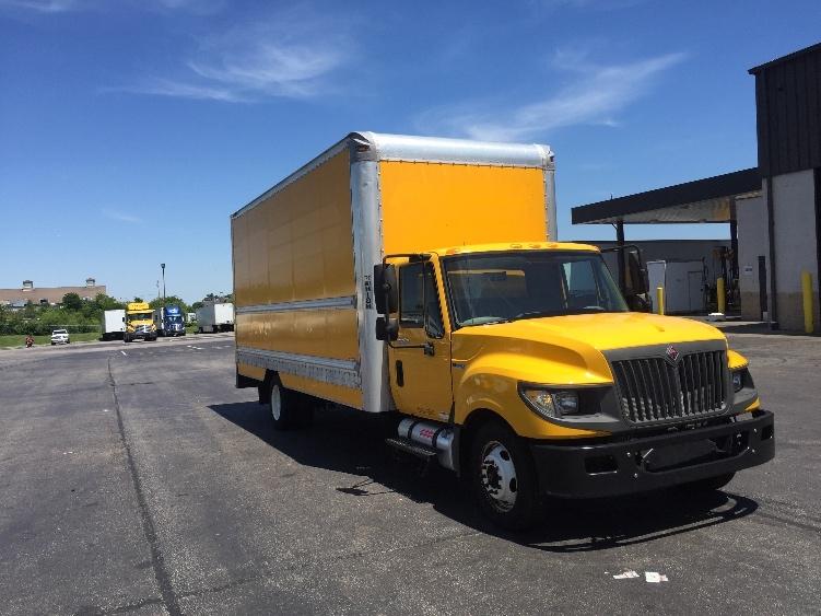 Medium Duty Box Truck-TRUCK-International-2012-TERASTAR-ERLANGER-KY-167,317 miles-$20,500