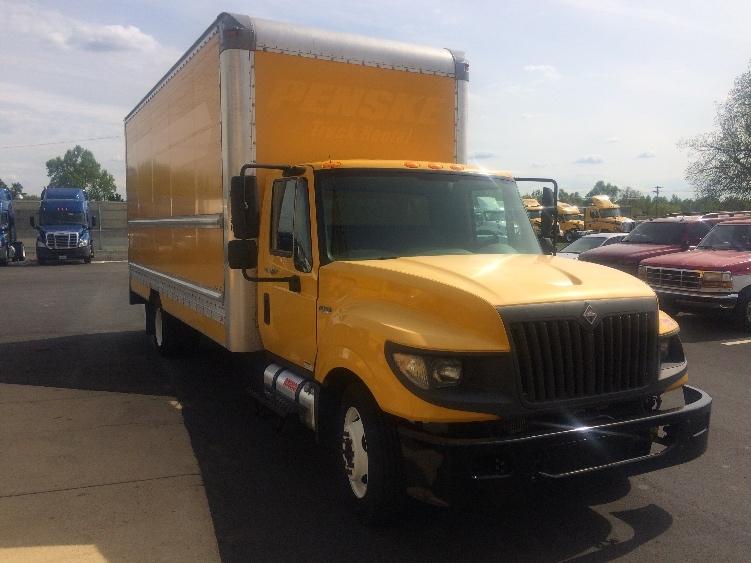 Medium Duty Box Truck-Light and Medium Duty Trucks-International-2012-TERASTAR-MEBANE-NC-149,444 miles-$20,500