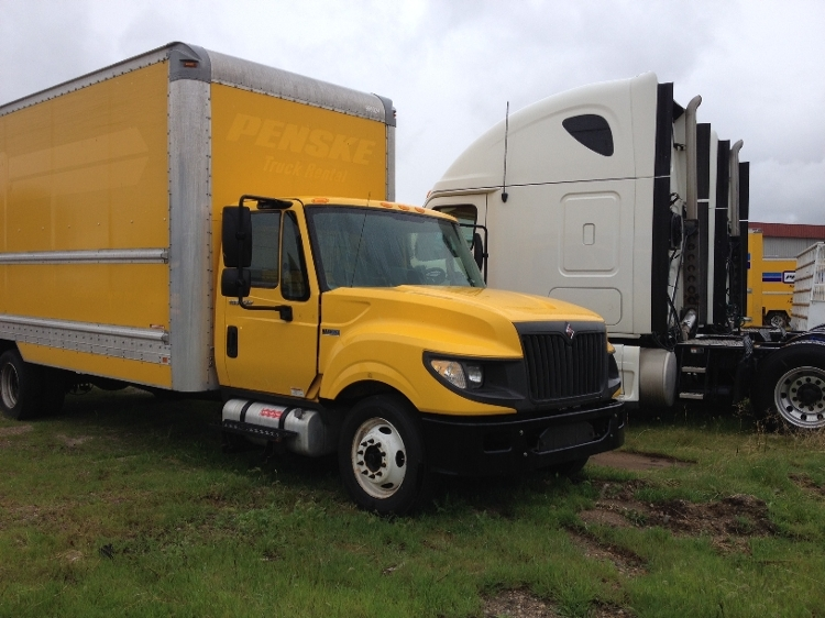 Medium Duty Box Truck-Light and Medium Duty Trucks-International-2012-TERASTAR-BOISE-ID-136,481 miles-$8,500