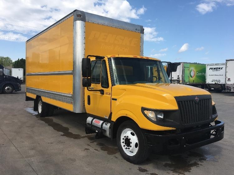 Medium Duty Box Truck-Light and Medium Duty Trucks-International-2012-TERASTAR-FORT WORTH-TX-154,223 miles-$20,500