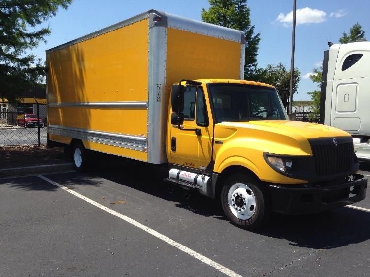 Medium Duty Box Truck-Light and Medium Duty Trucks-International-2012-TERASTAR-AUGUSTA-GA-150,081 miles-$20,500