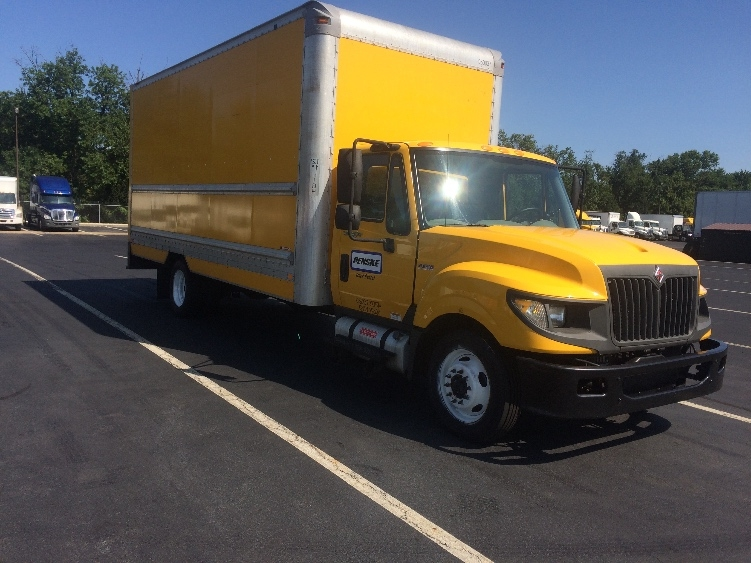 Medium Duty Box Truck-Light and Medium Duty Trucks-International-2012-TERASTAR-CARLISLE-PA-171,702 miles-$19,500