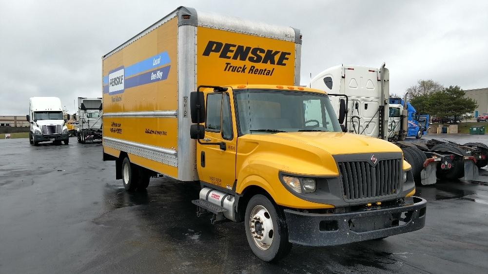 Medium Duty Box Truck-TRUCK-International-2012-TERASTAR-KANSAS CITY-MO-145,514 miles-$20,500