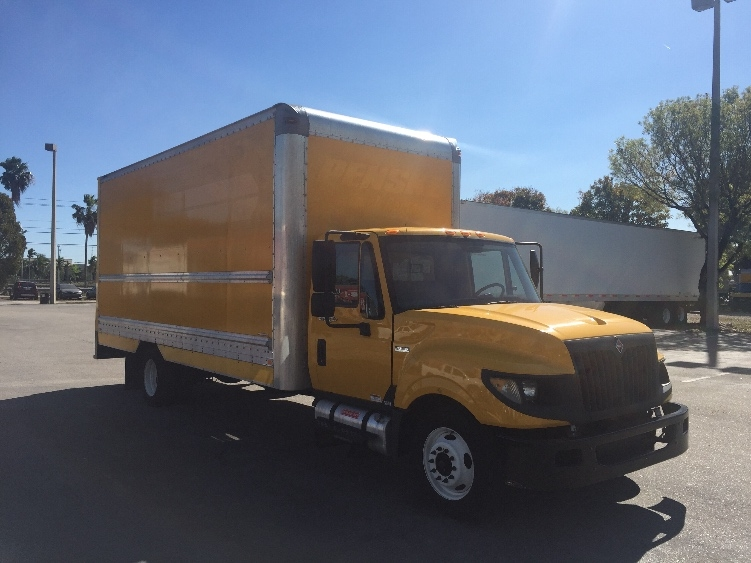 Medium Duty Box Truck-Light and Medium Duty Trucks-International-2012-TERASTAR-MEDLEY-FL-153,801 miles-$15,500
