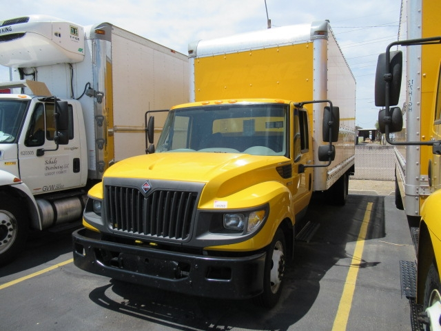 Medium Duty Box Truck-Light and Medium Duty Trucks-International-2014-TERASTAR-PHOENIX-AZ-131,518 miles-$10,000