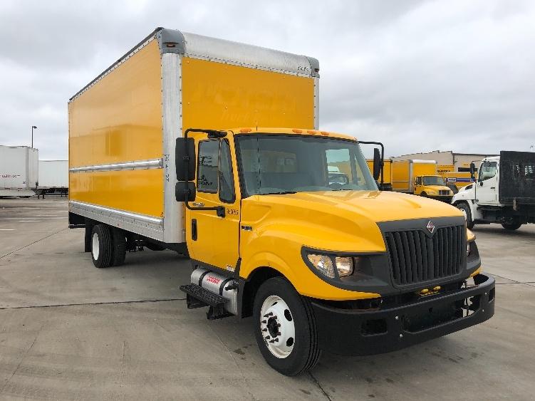 Medium Duty Box Truck-Light and Medium Duty Trucks-International-2014-TERASTAR-ARLINGTON-TX-139,890 miles-$8,000