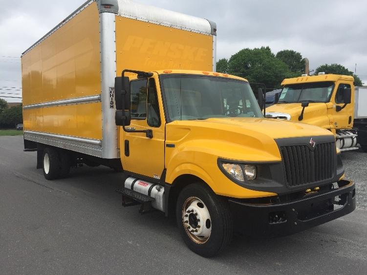 Medium Duty Box Truck-Light and Medium Duty Trucks-International-2014-TERASTAR-CHARLOTTE-NC-134,620 miles-$18,500