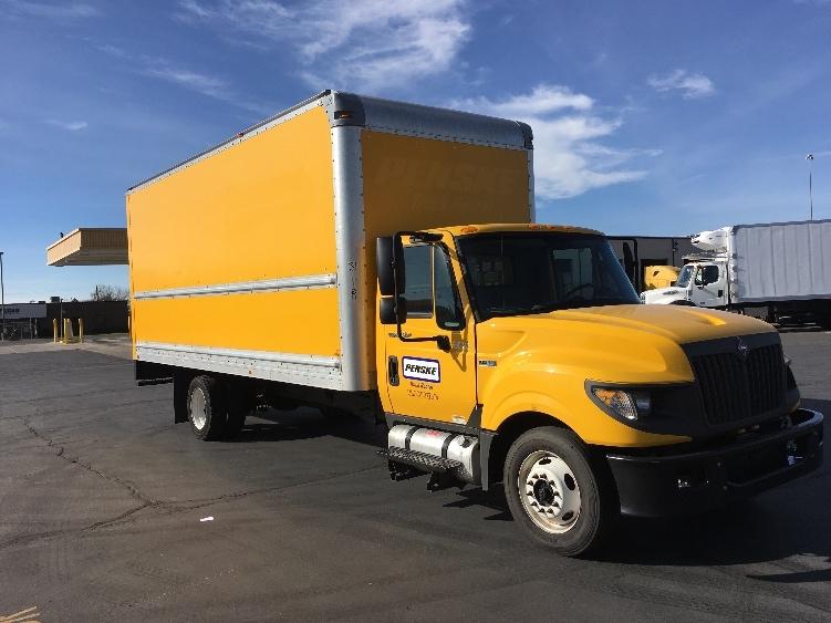 Medium Duty Box Truck-Light and Medium Duty Trucks-International-2014-TERASTAR-WEST VALLEY CITY-UT-135,637 miles-$18,500