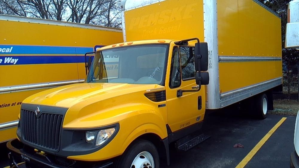 Medium Duty Box Truck-Light and Medium Duty Trucks-International-2014-TERASTAR-TULSA-OK-159,092 miles-$7,500