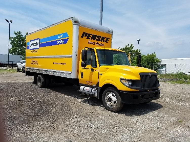 Medium Duty Box Truck-Light and Medium Duty Trucks-International-2014-TERASTAR-FLINT-MI-143,791 miles-$6,000