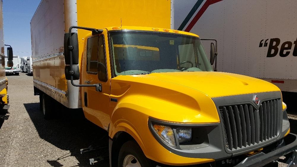 Medium Duty Box Truck-Light and Medium Duty Trucks-International-2014-TERASTAR-ALBUQUERQUE-NM-152,506 miles-$8,000
