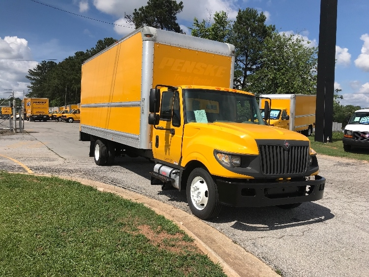 Medium Duty Box Truck-Light and Medium Duty Trucks-International-2014-TERASTAR-CONYERS-GA-118,491 miles-$17,500
