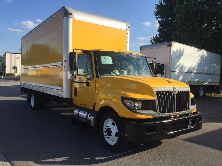 Medium Duty Box Truck-Light and Medium Duty Trucks-International-2014-TERASTAR-CHARLOTTE-NC-151,122 miles-$18,500
