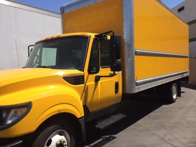 Medium Duty Box Truck-Light and Medium Duty Trucks-International-2014-TERASTAR-TEMPE-AZ-161,295 miles-$7,000
